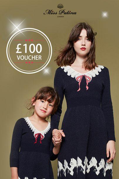 MP Gift Voucher £100