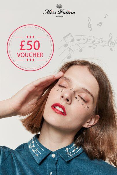 MP Gift Voucher £50