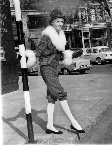 In photos: London's changing fashion in the 50s and 60s