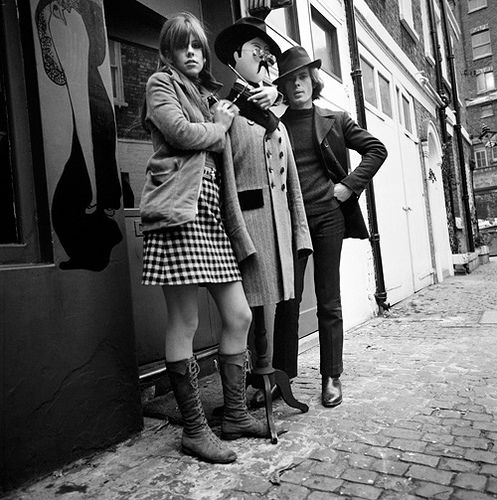 ♥ Vintage Inspiration ♥ Swinging 60s London Street Fashion