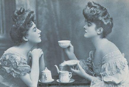 ♥ Vintage Inspiration ♥ Afternoon Tea
