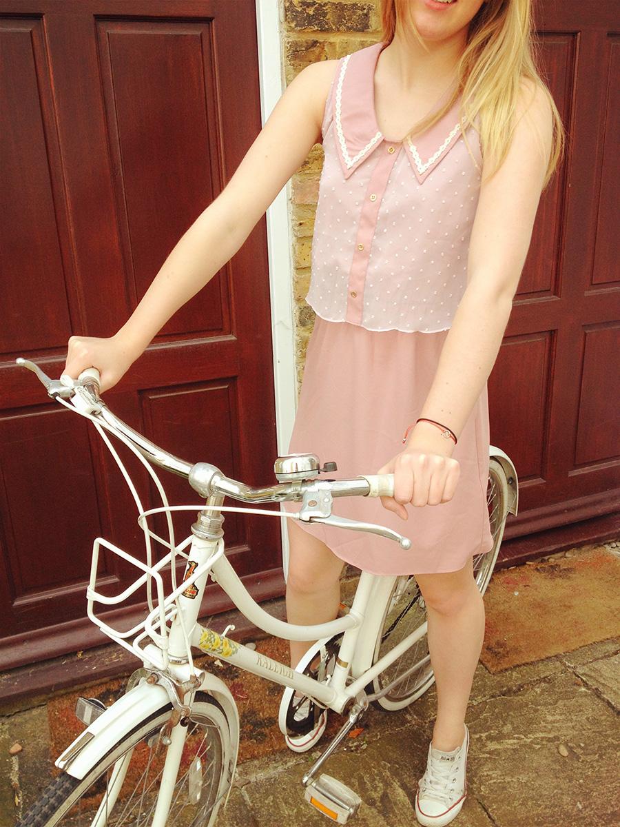 ♥ Today I'm Wearing ♥ Sweet Stardust Dress ♥