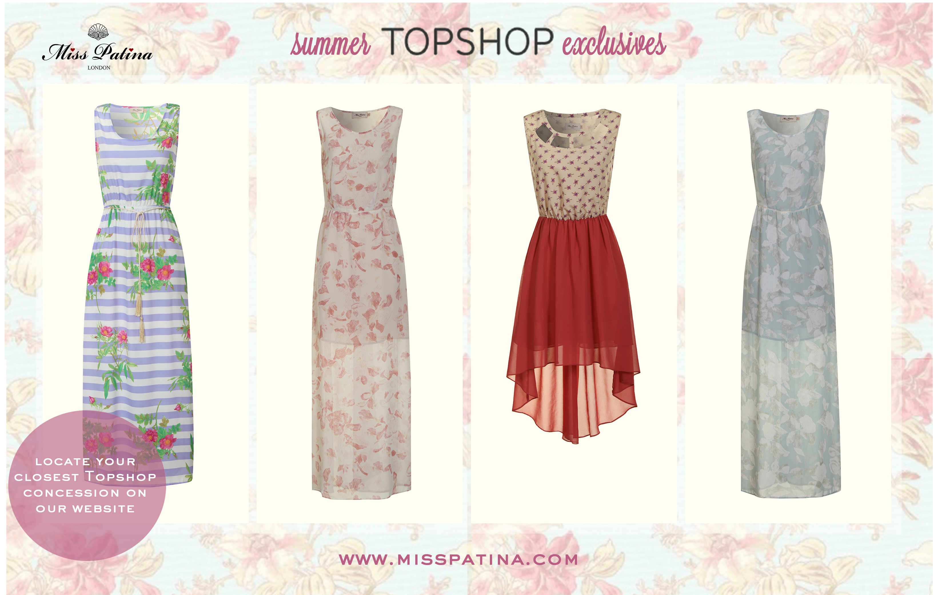 Topshop Summer Exclusives