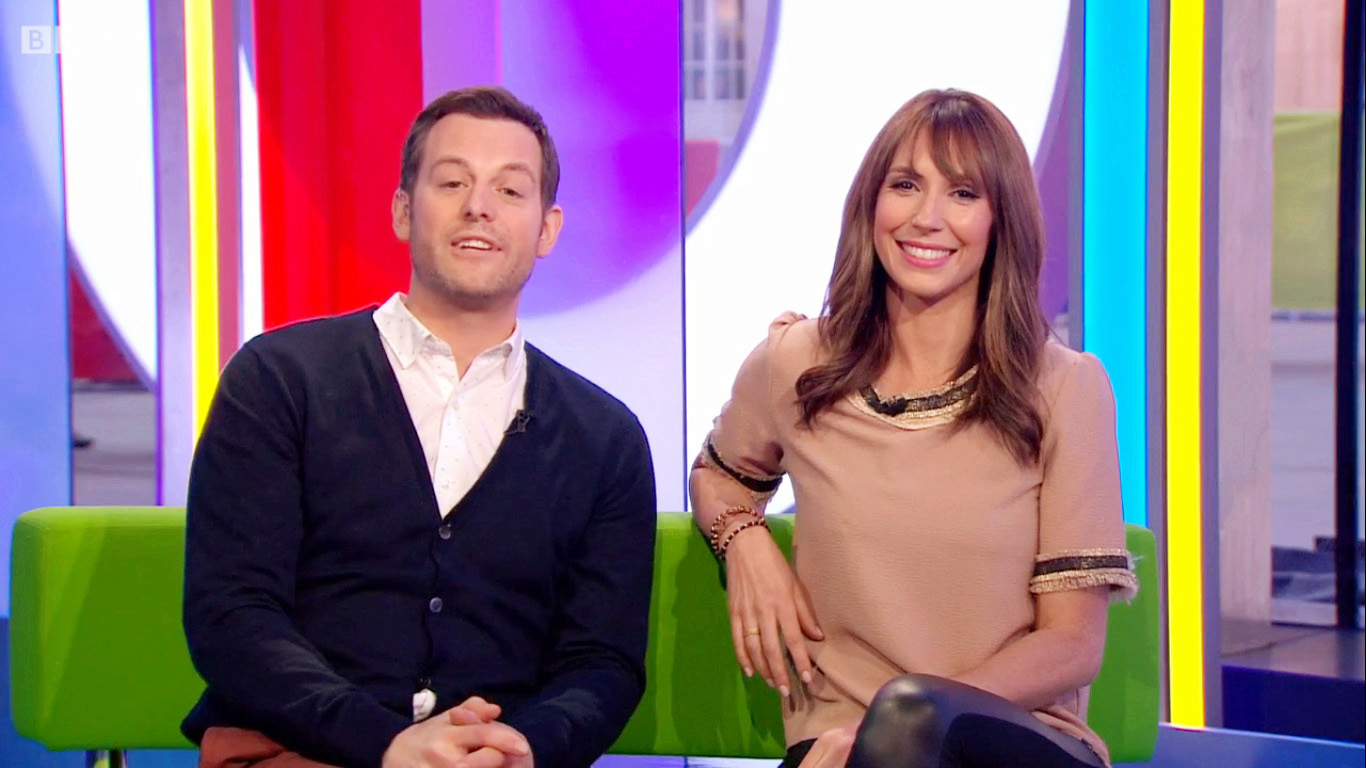 The one show (2)