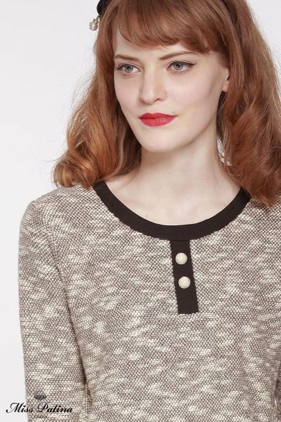 First Lady Top (Grey) (4)