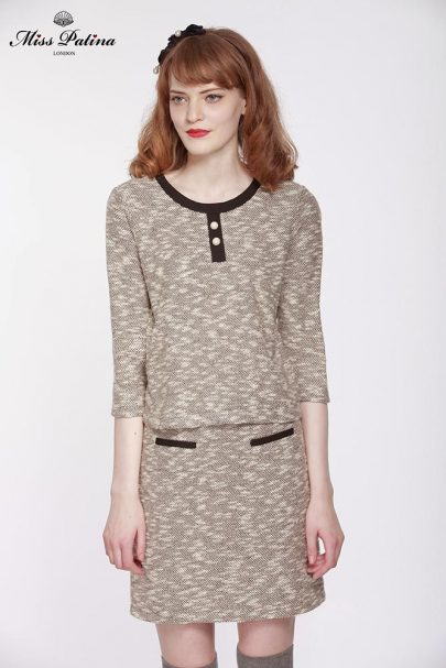 First Lady Top (Grey) (5)