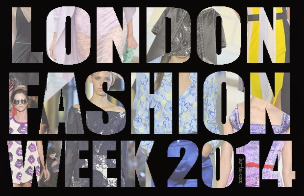 London Fashion Week – SS15