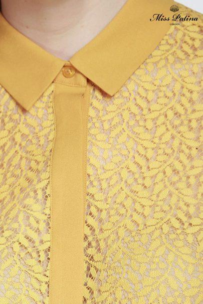 Monaco Shirt (Mustard) (4)
