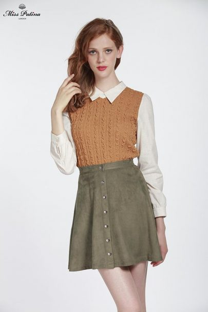 Soho-Skirt-Moss-Green-5