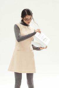 Twiggy Dress (Cream) (1)