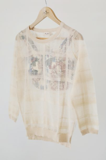 Barely Blush Jumper (Nude) (5)