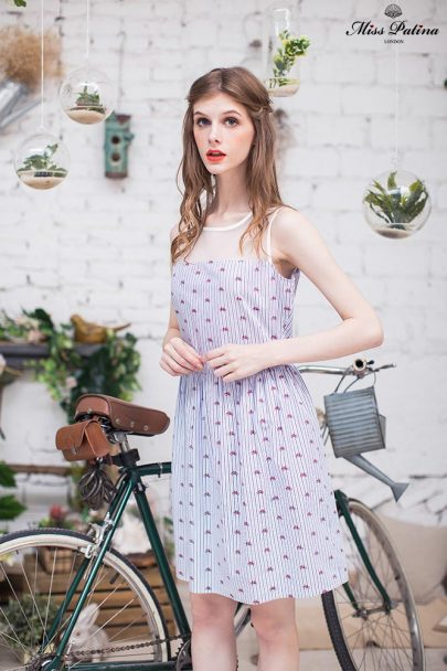 Cutie Pop Dress (Bicycle) (5)