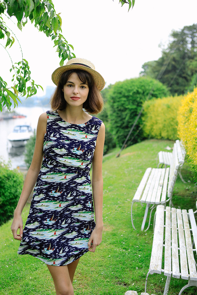 Itchycoo Park Dress (Tropical) 3