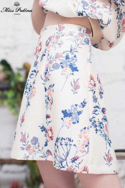 The Bombshell Skirt (Flower) (5)