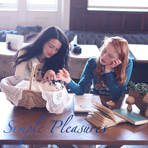 Simple Pleasures – AW15