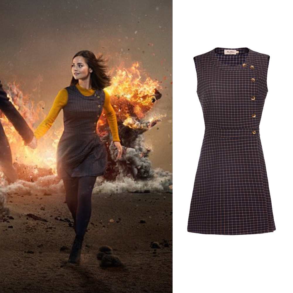 Get The Miss Patina Look – Doctor Who's Clara Oswald