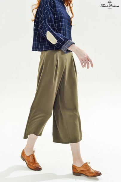 Country Explorer Trousers (Khaki) (8)