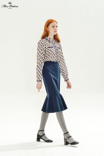 Firefly Skirt (Teal) (3)