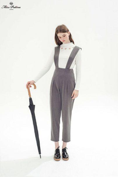 Prefect Trousers (Grey) (2)