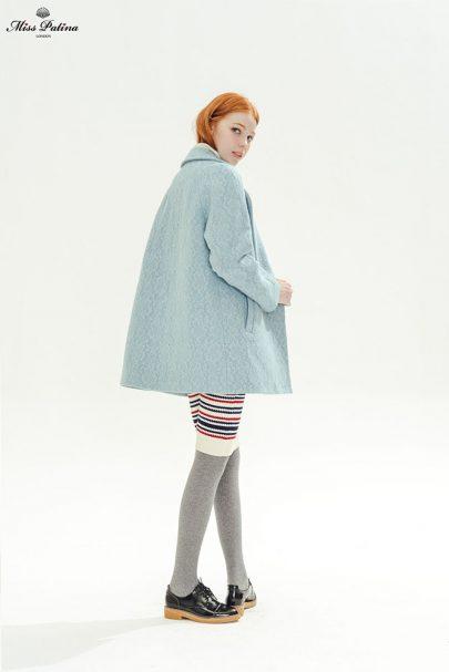 Primrose Coat (Pale Blue) (3)