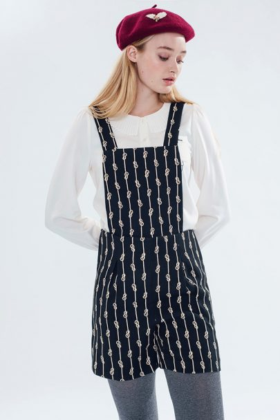 Chain of Love Dungaree (2)