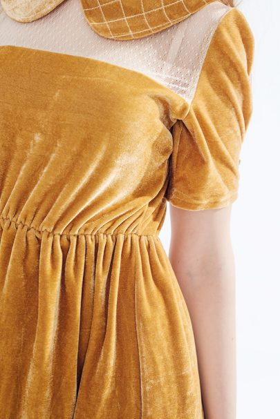 National Velvet Dress (toffee) (6)