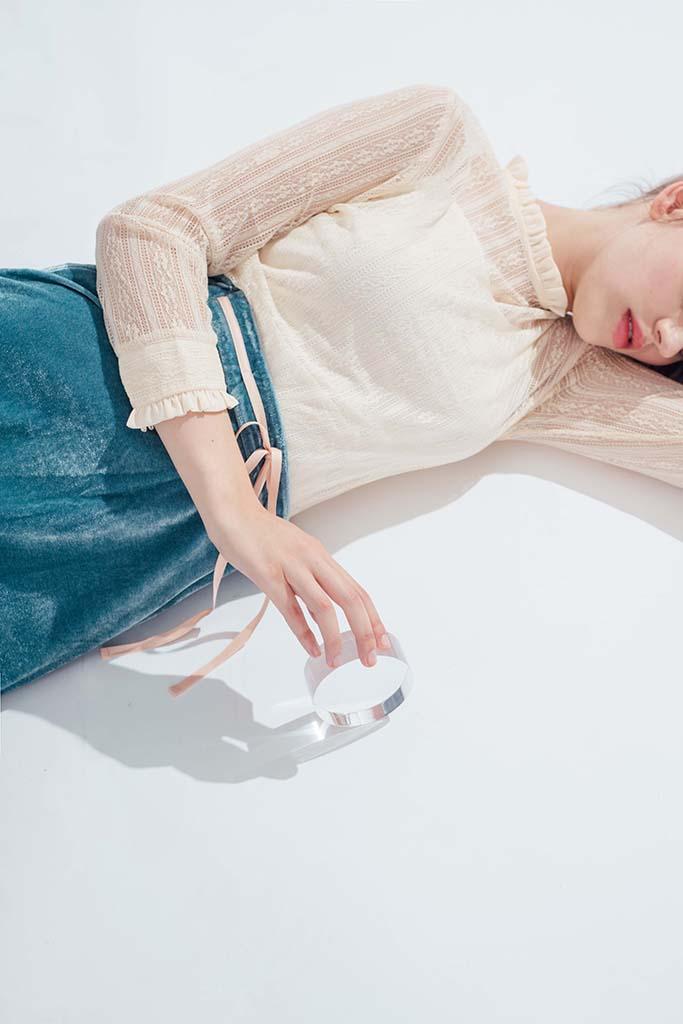 Velvet Dream Skirt (Mint) (6)
