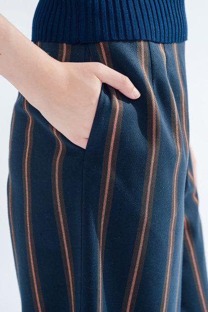 Greenwich Trousers (Stripes) (4)