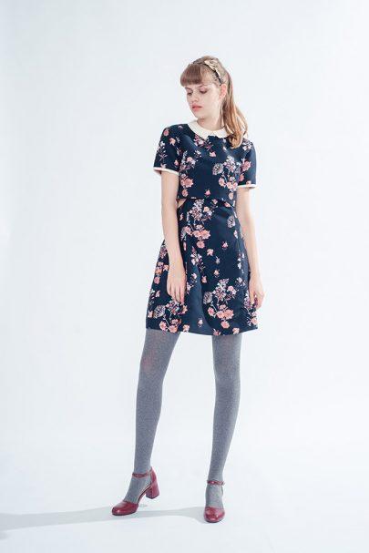 Urban Flora Dress (10)