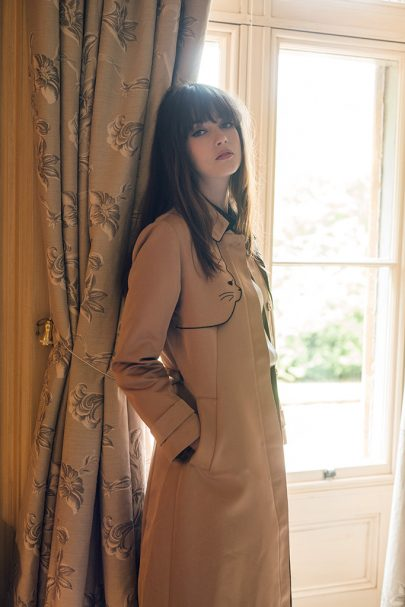 Ailurophile Trench Coat (13)