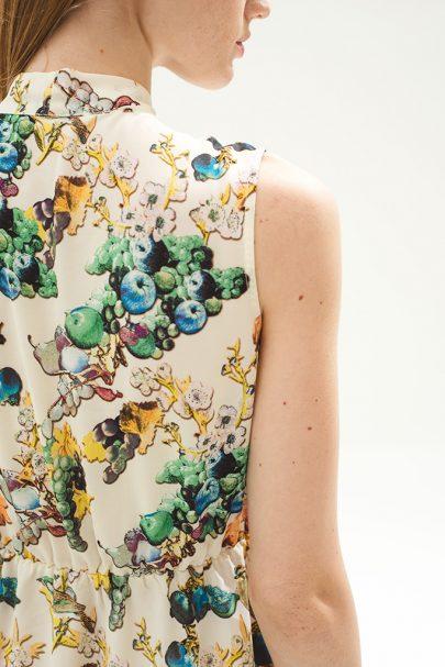 Garden Vibe Dress(Floral) (2)