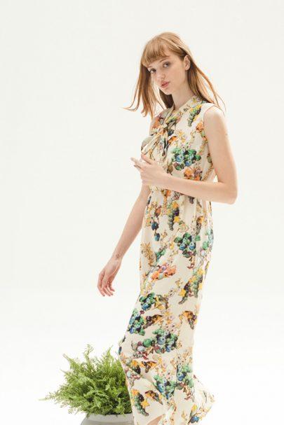 Garden Vibe Dress(Floral) (6)