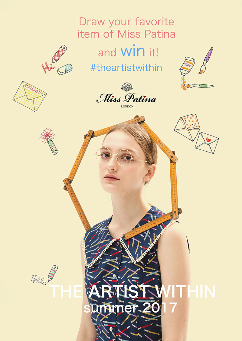 The #artistwithin is back!