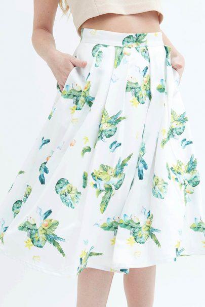 Royal Palms Skirt (Palms) (7)