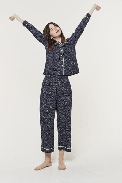 Cat Nap Pyjama Trousers (7)