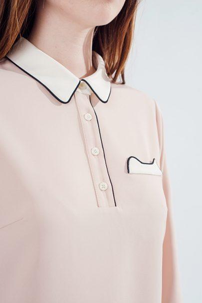 Work of Art Dress (Pink) (2)