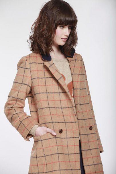 Darlington Coat (Camel Check) (1)