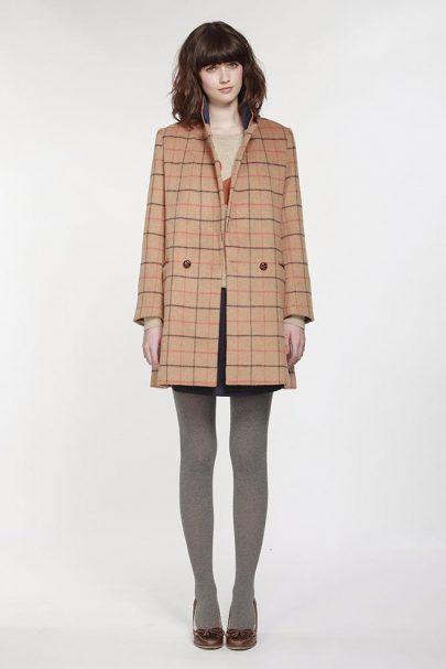 Darlington Coat (Camel Check) (3)