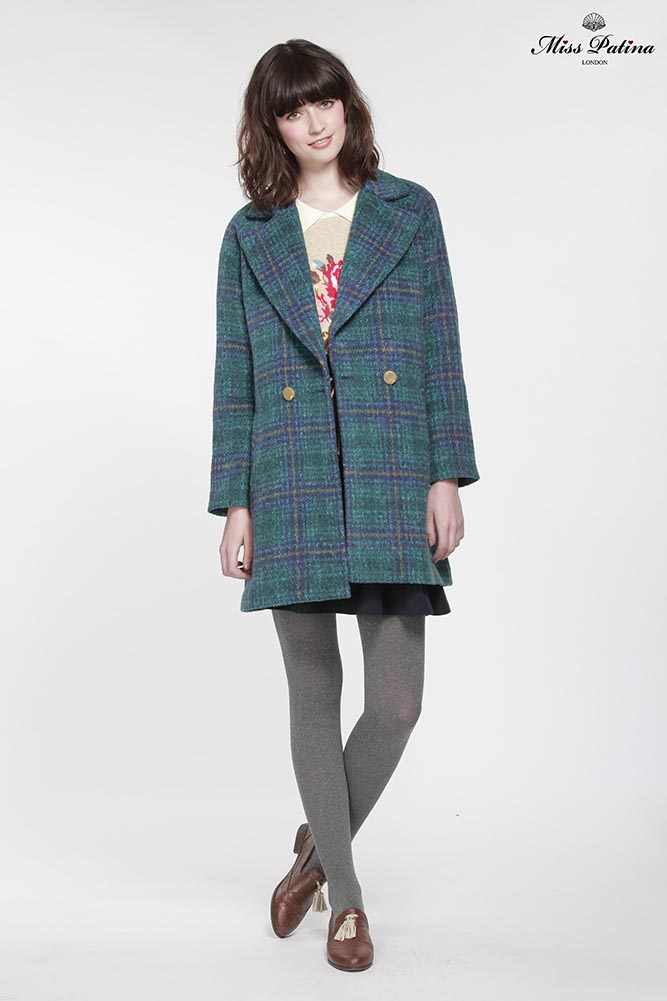 Highland Coat (Forest Green) (7)