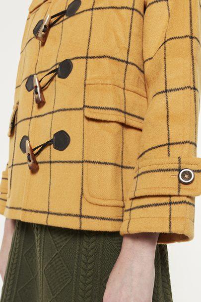 Ambleside Coat (Mustard) Limited Edition (7)