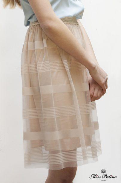 Speakeasy Skirt (pale pink) (1)