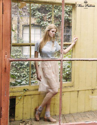 Speakeasy Skirt (pale pink) (2)