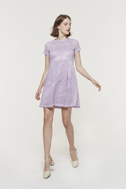 The Tigerlilly Dress (Lilac) (4)