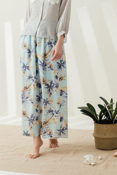 The Bettie Skirt (Palm Tree) (3)
