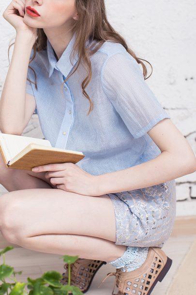 Dandy Shirt (Blue) (2)