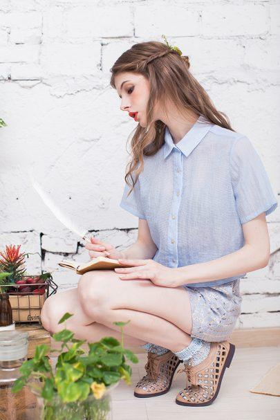 Dandy Shirt (Blue) (3)
