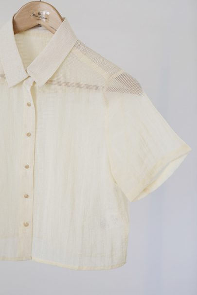 Dandy Shirt (white) 1