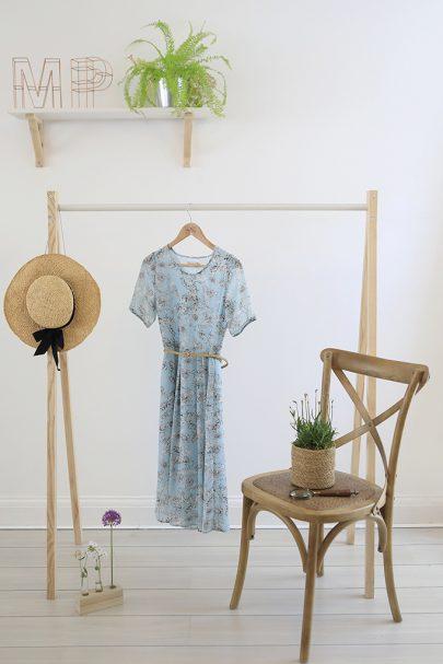 Myrtle Dress (Blue) (1)
