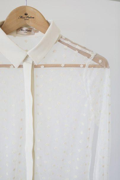 Sweet Paradise Shirt (Flower Dots) (2)