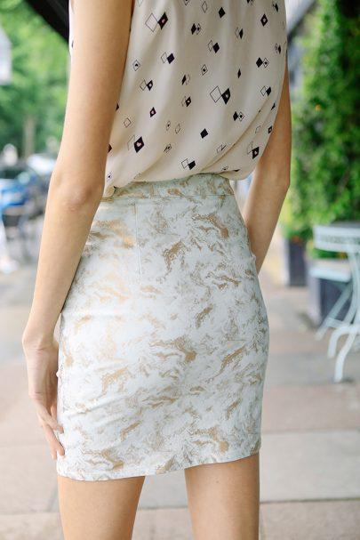 Marble Cake Skirt 1